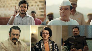 UP के पूर्व मुख्यमंत्री मुलायम सिंह यादव पर बनी फिल्म, दमदार ट्रेलर कर देगा हैरान