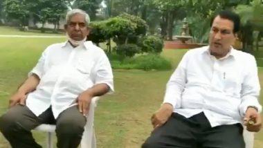 Rajasthan Political Crisis: सचिन पायलट समर्थक विधायकों ने कहा, हम दिल्ली में हैं, हमें नहीं बनाया गया है बंधक, बीजेपी से कोई संपर्क नहीं