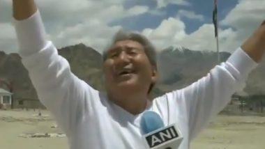 गलवान घाटी में शहीद हुए जवानों की वीरता पर भारतीय कवि फुंसुक लद्दाखी ने कही कविता, देखें वीडियो