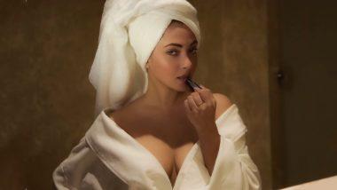 Riya Sen Hot Photo: बॉलीवुड एक्ट्रेस रिया सेन ने बाथ रॉब पहनकर पोस्ट की बेहद हॉट फोटो, दिखा बोल्ड अवतार