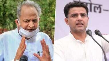 Rajasthan Political Crisis: सचिन पायलट के समर्थक MLA का दावा, सीएम अशोक गहलोत गुट के 10 से 15 विधायक हमारे  संपर्क में, होटल से निकलते ही होंगे हमारे साथ
