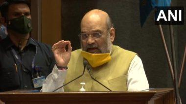 Amit Shah Holds Review Meeting: कोविड से उबरने के बाद गृहमंत्री अमित शाह ने नॉर्थ ब्लॉक में की पहली समीक्षा बैठक