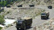 India-China Face-off: लद्दाख के तीन इलाकों से हटी चीन की सेना, एलएसी पर तनाव कम करने के लिए आज फिर हुई वार्ता
