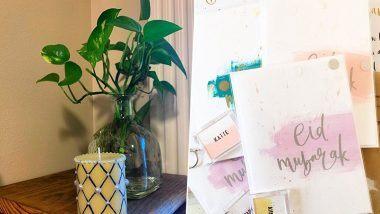Bakrid 2020 Gift Ideas: पुस्तकों से लेकर DIY ईद कार्ड तक, ईद-उल-अजहा के पर्व को खास बनाने के लिए दें अपने प्रियजनों को ये खास गिफ्ट