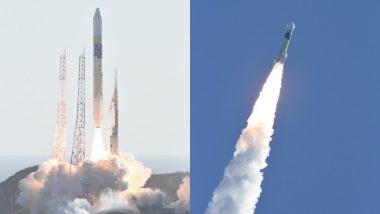 अबू धाबी: संयुक्त अरब अमीरात ने मंगल के लिए अपना पहला मिशन किया लॉन्च