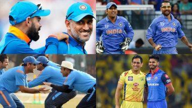 MS Dhoni Birthday Messages: 39 साल के हुए कैप्टेन कूल, विराट कोहली और वीरेंद्र सहवाग सहित इन क्रिकेटरों ने दी बधाई