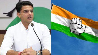 MP Assembly Bypolls 2020: मध्य प्रदेश में बीजेपी के खिलाफ प्रचार करेंगे सचिन पायलट, सिंधिया के हैं करीबी
