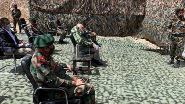 India-China Face-Off: सीमा पर चीन से तनातनी के बीच प्रधानमंत्री मोदी पहुंचे लेह, जवानों का बढ़ाएंगे हौसला
