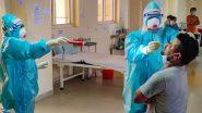 Coronavirus Updates in Maharashtra: महाराष्ट्र में कोरोना का कहर जारी, पिछले 24 घंटे के भीतर सामने आए 5,600 नए केस, राज्य में कुल संख्या 18,32,176 हुई