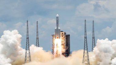 चीन का प्रथम मंगल ग्रह डिटेक्टर सफलता से प्रक्षेपित