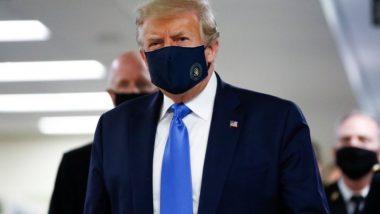 Donald Trump Health Update: कोरोना संक्रमण से जूझ रहे डोनाल्ड ट्रंप ने खुद ट्वीट कर दी अपने स्वास्थ्य की जानकारी, कहा- अच्छा महसूस कर रहा हूं