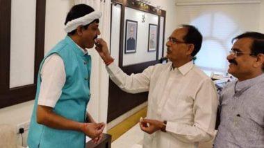मध्यप्रदेश में कांग्रेस विधायक प्रद्युम्न सिंह लोधी BJP में शामिल, विधानसभा की सदस्यता से दिया इस्तीफा