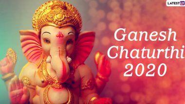 Ganesh Chaturthi 2020: गणेश चतुर्थी कब है? जानें महाराष्ट्र में धूमधाम से मनाए जाने वाले 10 दिवसीय गणेशोत्सव की तिथि और महत्व