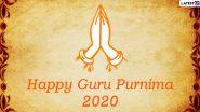 Guru Purnima 2020: गुरु पूर्णिमा का हिंदू धर्म में है खास महत्व, शुभ मुहूर्त, पूजा विधि के साथ जानें  5 सर्वश्रेष्ठ गुरु-शिष्य की जोड़ियों के बारे में