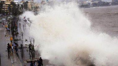 Mumbai Rains: मुंबई में अगले 48 घंटों के दौरान भारी बारिश की आशंका, हाई टाइड के खतरे को देखते हुए अलर्ट जारी