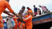 अब बंगाल में बाढ़ का कहर, रेस्क्यू ऑपरेशन के लिए NDRF ने पूर्वी और पश्चिमी मिदनापुर जिलों में 9 टीमें तैनात की