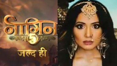 नागिन 5 से हिना खान का फर्स्ट लुक आया सामने, प्रोमो हुआ रिलीज