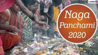 Nag Panchami 2020: नाग पंचमी 2020 कब है? जानें शुभ मुहूर्त, पूजा विधि और सावन के महीने में मनाए जाने वाले इस पर्व का महत्व