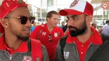 IPL: कैरेबियाई क्रिकेटर निकोलस पूरन को हिंदी सिखाते हुए नजर आए मोहम्मद शमी, देखें मजेदार वीडियो