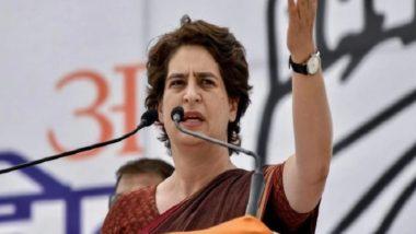 Farm Bills: कृषि कानूनों को लेकर आक्रामक हुई कांग्रेस, मुजफ्फरनगर में किसानों को प्रियंका गांधी करेंगी संबोधित