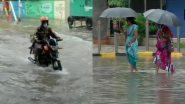 Mumbai Rains: कोरोना संकट के बीच भारी बारिश से बेहाल हुई मुंबई, कई इलाकों में भरा पानी, देखें जलभराव की तस्वीरें