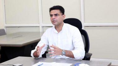 Rajasthan Political Crisis: कांग्रेस के प्रदेश अध्यक्ष गोविंद सिंह डोटासरा को सचिन पायलट ने दी बधाई, कहा- आशा करता हूं आप कार्यकर्ताओं का पूरा सम्मान करेंगे