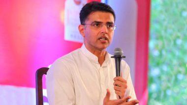 Rajasthan Political Crisis: कांग्रेस विधायक दल की बैठक में उठी सचिन पायलट खेमे के खिलाफ कार्रवाई की मांग-रिपोर्ट