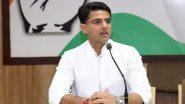 Rajasthan Political Crisis: राजस्थान कांग्रेस में सुलह, राहुल गांधी से मिलने के बाद माने सचिन पायलट, कहा- मुझे पद की लालसा नहीं
