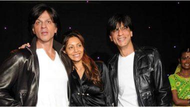 शाहरुख खान और उनके स्टैच्यू के साथ गौरी खान ने थ्रोबैक फोटो की शेयर, मजेदार कैप्शन से जीता दिल