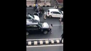 मुंबई: प्रेमिका के साथ कार में घूम रहा था पति, पड़ गई पत्नी की नजर और फिर जो हुआ उसका VIDEO देख हैरान हो जाएंगे आप