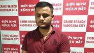 स्टैंड-अप कॉमेडियन अग्रीमा जोशुआ को बलात्कार की धमकी देने वाले शख्स शुभम मिश्रा को वडोदरा पुलिस ने हिरासत में लिया