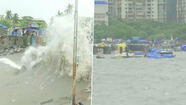 मुंबई में भारी बारिश: जल जमाव के डर से कोलाबा के निचले इलाकों में रहने वाले मछुआरों ने मदद के लिए स्थानीय प्रशासन से लगाईं गुहार