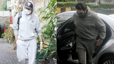 कोरोना का इलाज करा रहें अभिषेक बच्चन ने अस्पताल में देर रात वॉक करते हुए फोटो की शेयर