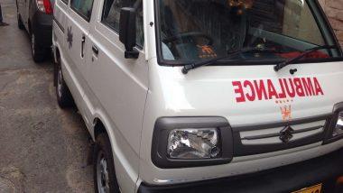 UP में मां के निधन की खबर मिलने के बाद भी ड्यूटी पर डटा रहा एंबुलेंस ड्राइवर, 15 मरीजों का पहुंचाया अस्पताल
