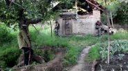 जम्मू-कश्मीर: पुलवामा में सुरक्षाबलों ने एक आतंकी को मार गिराया, क्रॉस फायरिंग में दो जवान घायल