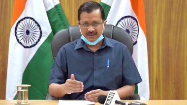 दिल्ली: कोरोना संकट के बीच सीएम अरविंद केजरीवाल बोले-सभी के प्रयासों से 2.25 लाख की बजाय आज 1.15 लाख कोविड-19 के मामले हैं