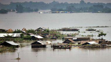 असम में बाढ़ की स्थिति में सुधार, 10.63 लाख लोग प्रभावित
