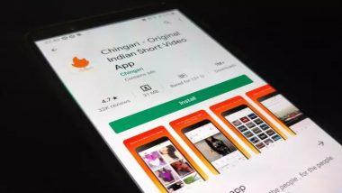 1 करोड़ से अधिक बार डाउनलोड किया गया टिकटॉक का देसी विकल्प ऐप 'चिंगारी', इन भाषाओं में उपलब्ध