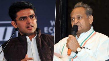Rajasthan Political Crisis: मुख्यमंत्री अशोक गहलोत का सचिन पायलट पर सीधा हमला, कहा-अच्छी इंग्लिश बोलना और हैंडसम दिखना ही सबकुछ नहीं