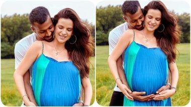 हार्दिक पांड्या ने पत्नी नताशा स्टेनकोविक के साथ शेयर की खूबसूरत तस्वीर, जल्द घर आने वाला है नन्हा मेहमान