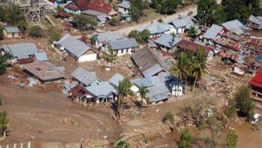 इंडोनेशिया में बाढ़ और भूस्खलन के कारण 21 लोगों की हुई मौत, तलाशी और बचाव कार्य जारी