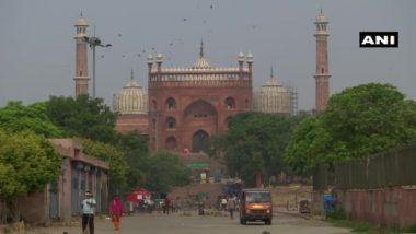 दिल्ली: जामा मस्जिद और फतेहपुरी मस्जिद को इबादत के लिए खोला गया, सोशल डिस्टेंसिंग से मास्क पहनने तक इन बातों का रखना होगा ख्याल