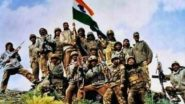 Kargil Vijay Diwas: कारगिल में भारत की जीत के 22 साल पूरे, पीएम मोदी, राहुल गांधी समेत इन नेताओं ने जवानों के बलिदान को किया याद
