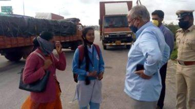 कर्नाटक के शिक्षा मंत्री ने SSLC परीक्षा केंद्रों से 32 छात्रों के कोरोना पॉजिटिव पाए जाने की रिपोर्ट को खारिज किया