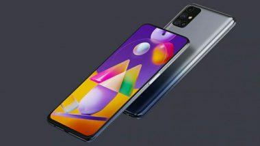 Samsung Galaxy M31s स्मार्टफोन भारत में हुआ लॉन्च, 6000mAh बैटरी और 64MP कैमरा के साथ ये हैं खास फीचर्स, यहां जानें कीमत