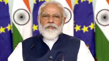 India-EU Summit 2020: पीएम मोदी ने कहा- भारत और EU हैं नेचुरल पार्टनर, यह साझेदारी विश्व की शांति और स्थिरता के लिए बेहद महत्वपूर्ण