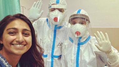 टीवी एक्ट्रेस मोहिना कुमारी पूरे 1 महीने बाद हुई कोरोना नेगेटिव, एक्ट्रेस ने फोटो शेयर कर जाहिर की खुशी