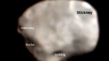 ISRO के मंगलयान में लगे मार्स कलर कैमरा ने खींची मंगल के सबसे बड़े चंद्रमा 'फोबोस' की तस्वीर