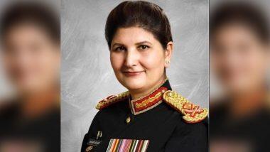 निगार जौहर बनी पाकिस्तान की पहली महिला लेफ्टिनेंट जनरल