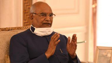 पश्चिम बंगाल में 'राजनीतिक हिंसा' को लेकर विशिष्ट जनों ने लिखा राष्ट्रपति रामनाथ कोविंद को पत्र